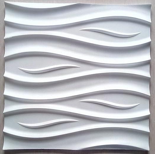 New 3D Decorative Wall Panels - 3D Wall Boards - 3D Wall Cladding ...