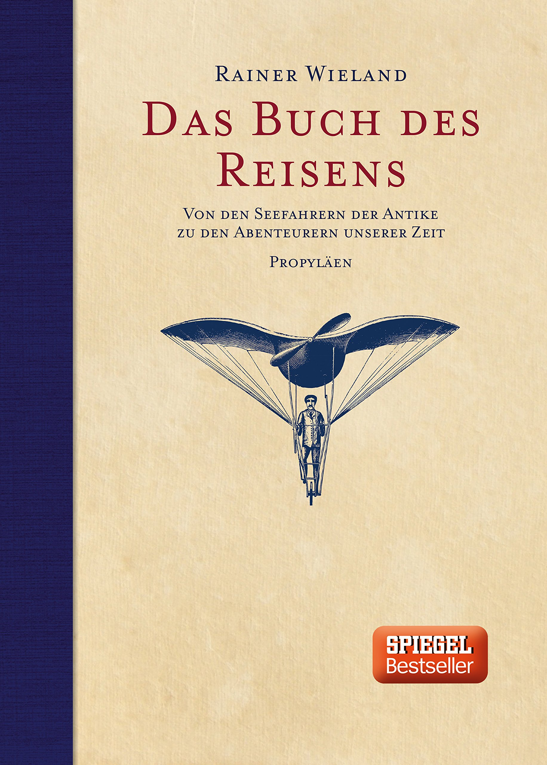 Rainer Wieland: Das Buch des Reisens