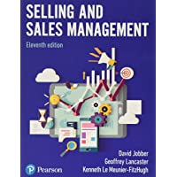 Selling and Sales Management, 11th Edition