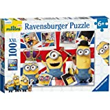 Ravensburger Minions Movie XXL 100pc Jigsaw Puzzle