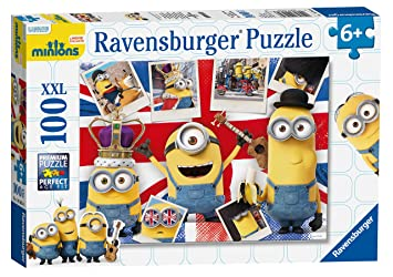 minion puzzle ravensburger