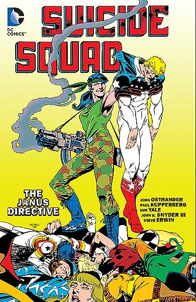 Suicide Squad #8 December 1987 DC Comics Ostrander McDonnell Lewis