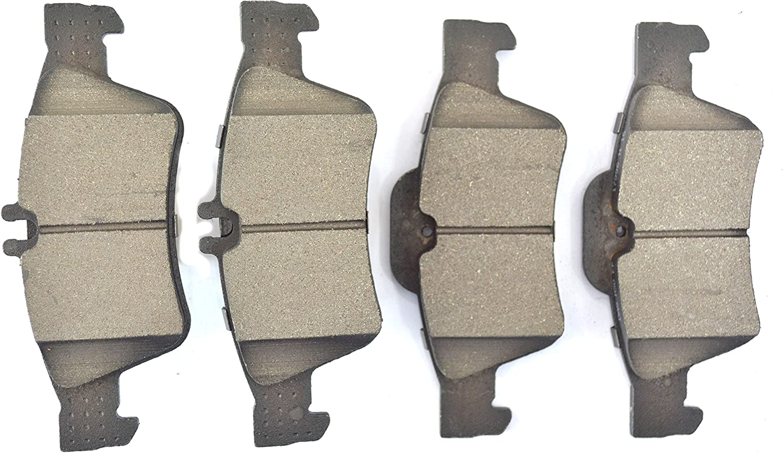 Dash4 MD1092 Semi-Metallic Brake Pad