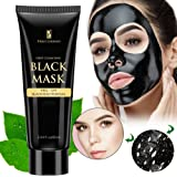 Blackhead Remover Black Mask Cleaner - Purifying Quality Black Peel off Charcoal Mask Best Mud Facial Mask