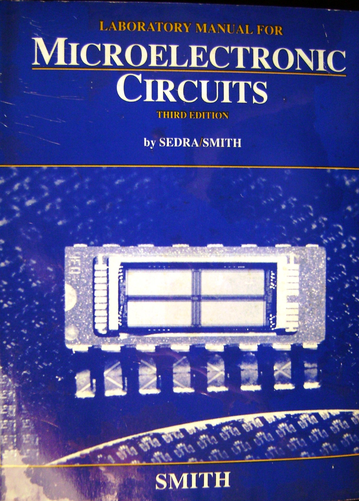 Buy Microelectronic Circuits: Laboratory Manual to 3r.e Book Online at Low  Prices in India   Microelectronic Circuits: Laboratory Manual to 3r.e  Reviews ...