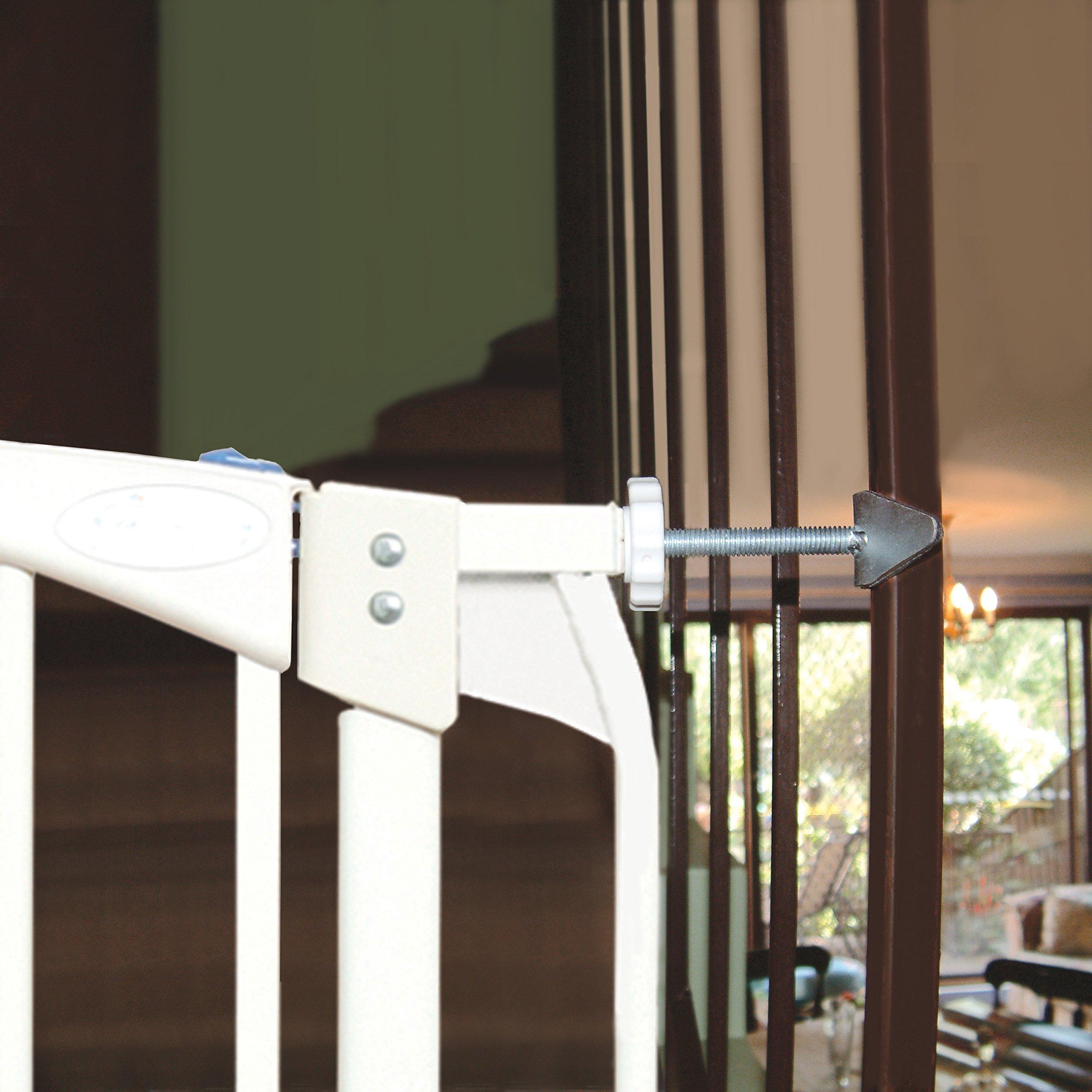 Amazon.com : Dreambaby Chelsea Auto Close Security Gate In