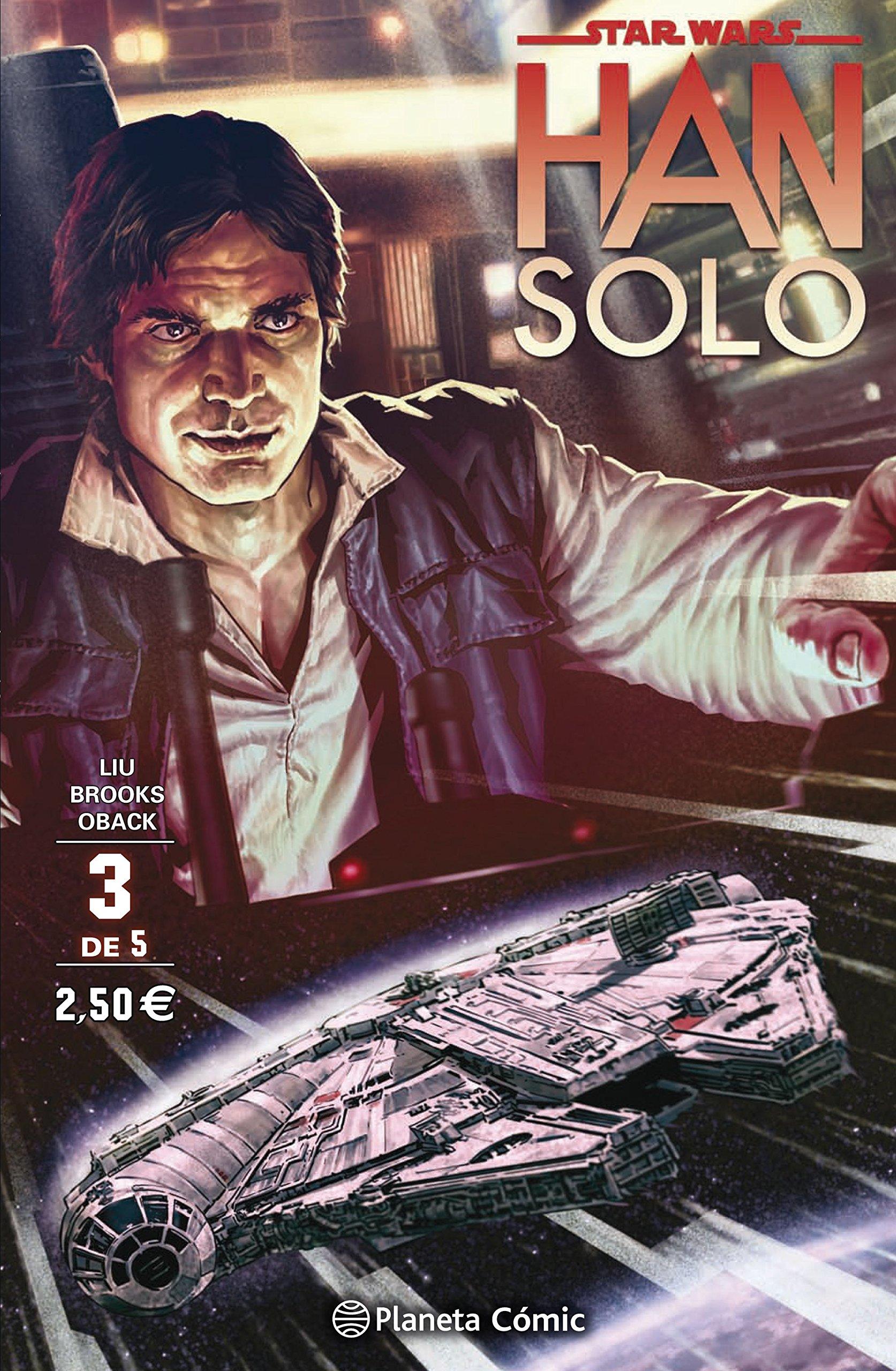 Star Wars Han Solo nº 03/05: 14 Star Wars: Cómics Grapa Marvel ...