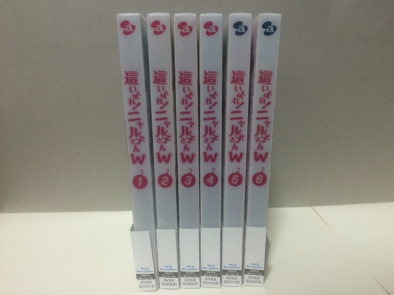 這いよれ! ニャル子さんW 【初回生産限定版】 全6巻セット [マーケットプレイス Blu-rayセット] B00H2BWL84
