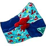 Mary Meyer Lobbie Lobster Character Blanket