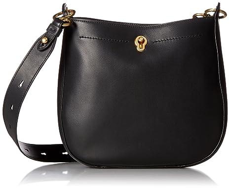 1a43de6ec9a Cole Haan Zoe Large Zip Crossbody Leather Bag, Black  Handbags ...