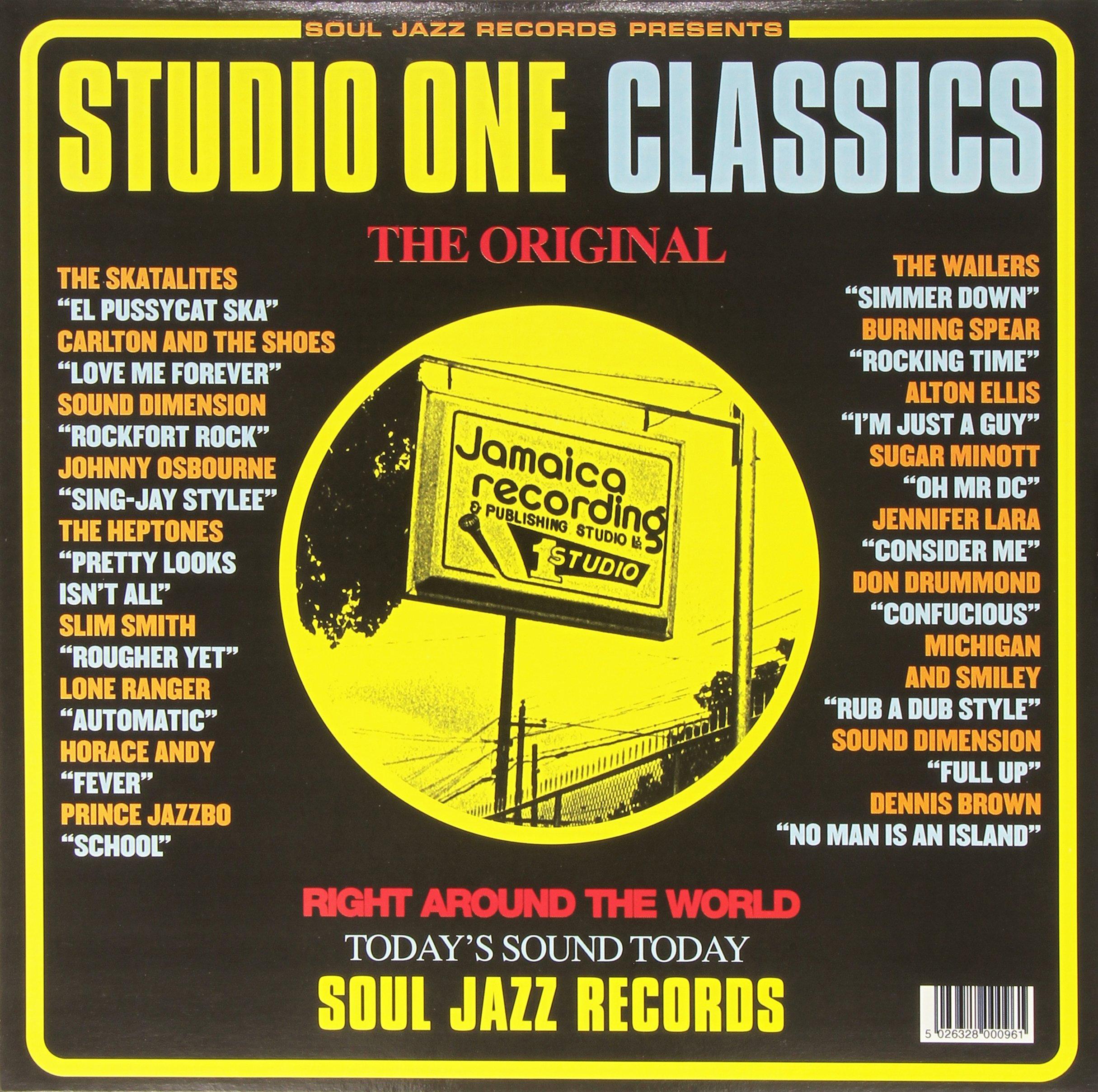 Studio One Classics [Vinyl] by VINYL