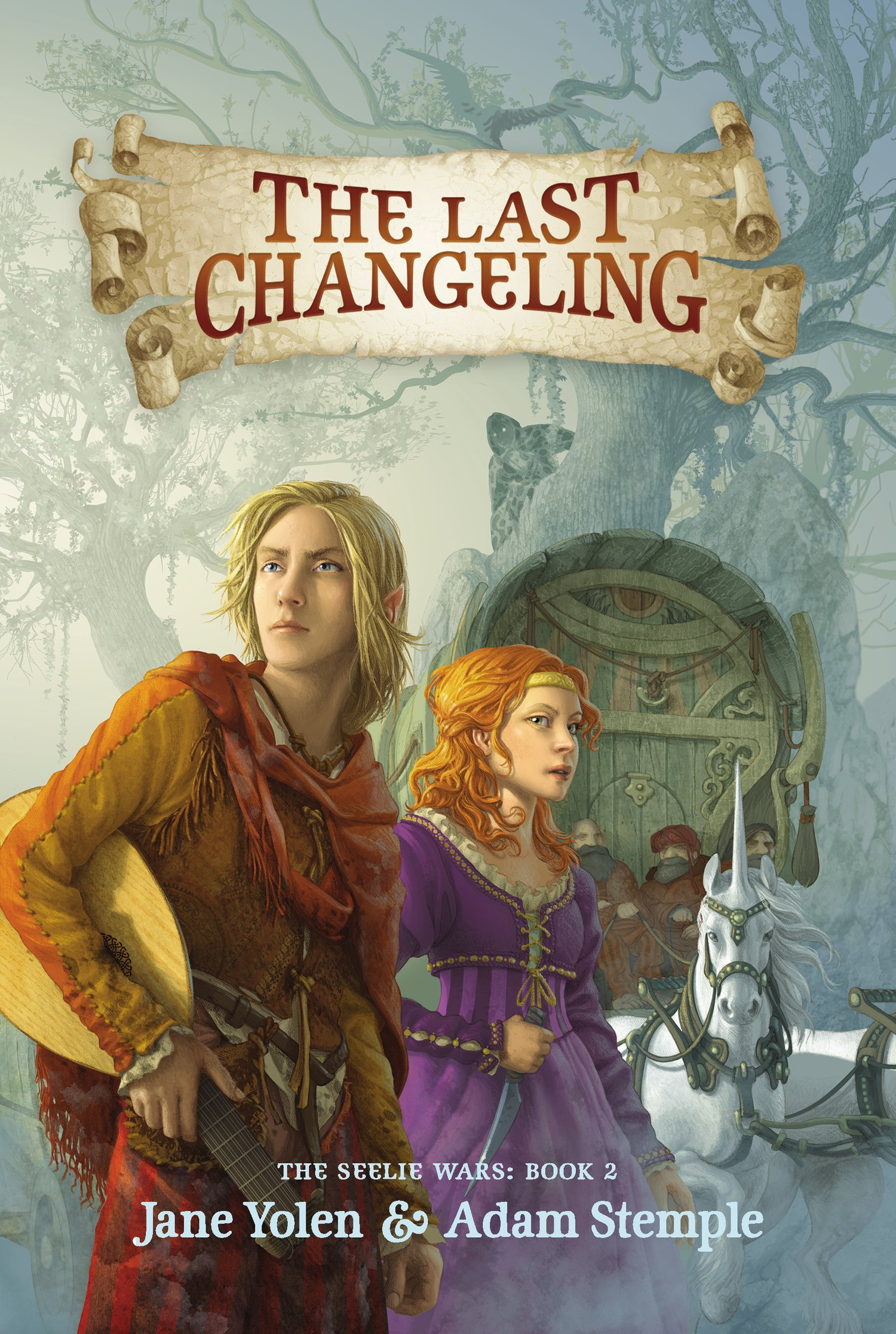 The Last Changeling (The Seelie Wars)