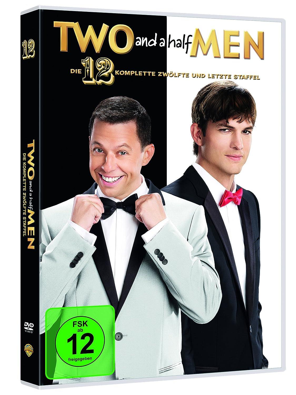 Two and a Half Men - Die komplette zwölfte und letzte Staffel Alemania DVD: Amazon.es: Kutcher, Ashton, Cryer, Jon, Alexander, Eden, Kutcher, Ashton, Cryer, Jon: Cine y Series TV