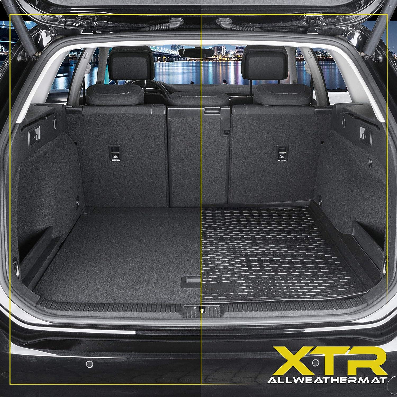 Walser XTR Kofferraumwanne kompatibel mit Skoda Fabia Schr/ägheck Baujahr 2014 bis Heute