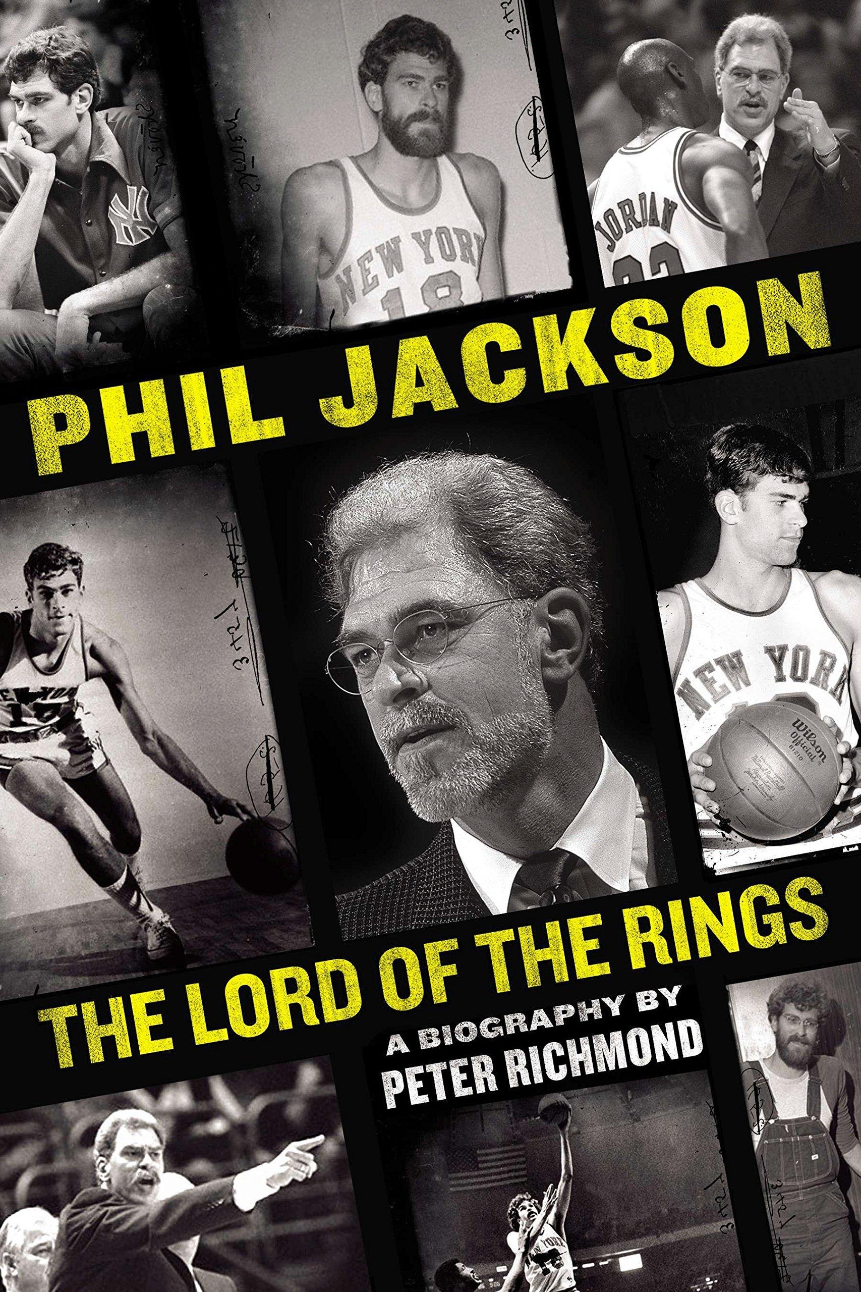 Download Phil Jackson: Lord of the Rings pdf epub