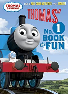 Thomas\' Giant Coloring Book (Thomas & Friends) (Thomas the Tank ...