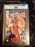 Graded CGC 9.8 - New Mutants Issue No. 98 - First Deadpool Appearance