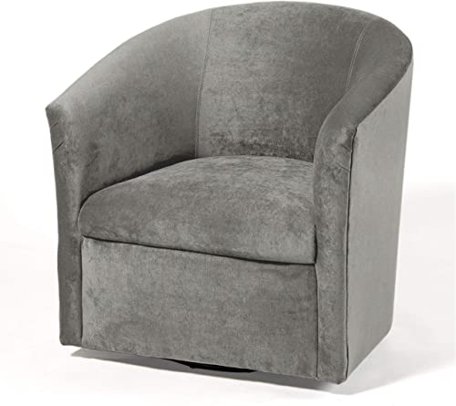 Source One Maryanne Swivel Upholstered Chair