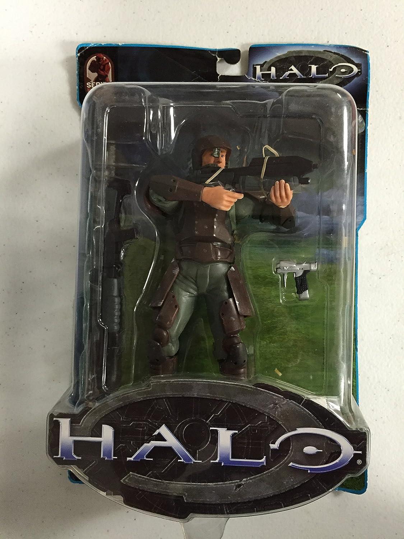 Joyride Studios Halo Series 3 UNSC Marine with Assault Rifle and Pistol Shot-gun