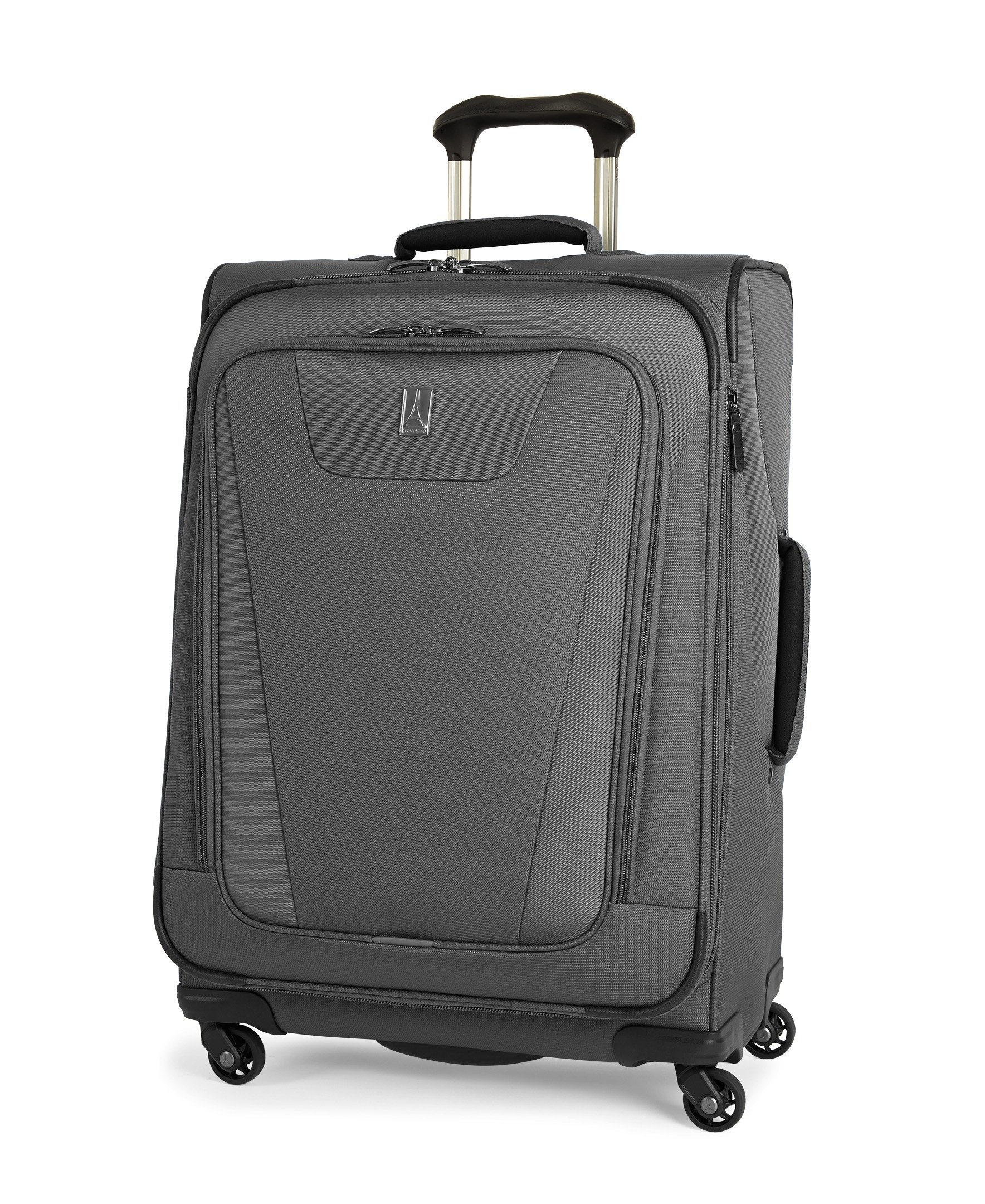 Travelpro Maxlite 4 25 Inch Expandable Spinner (One Size, Grey)