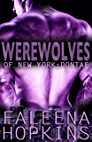 Werewolves of New York: Dontae (Werewolves of... Book 4)