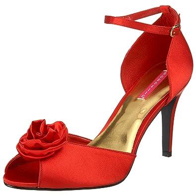 Bordello by Pleaser Donna Rosa 02 Sandalo Sandalo 02   Heeled Sandalo a97d84