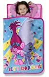 Trolls Cupcakes and Rainbows, Toddler Nap Mat, Pink