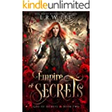 Empire of Secrets: A New Adult Paranormal Romance with a Touch of Steam (God of Secrets Book 2)