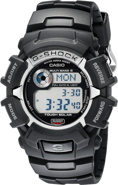 Casio Men s G-Shock GW2310-1 Tough Solar Atomic Sport Watch