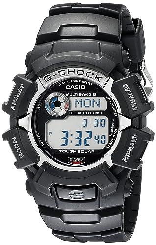 Casio GW2310-1 - Reloj de Pulsera Hombre, Resina, Color Negro: Casio: Amazon.es: Relojes