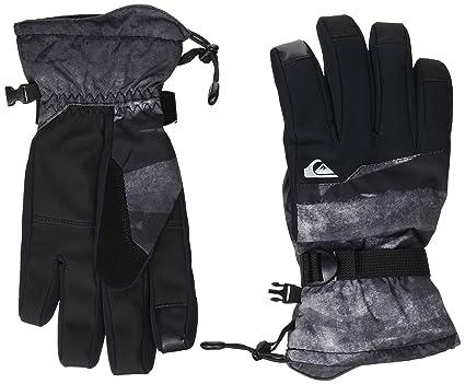 Quiksilver Gates Glove-Guantes para Snowboard//Esqu/í para Hombre