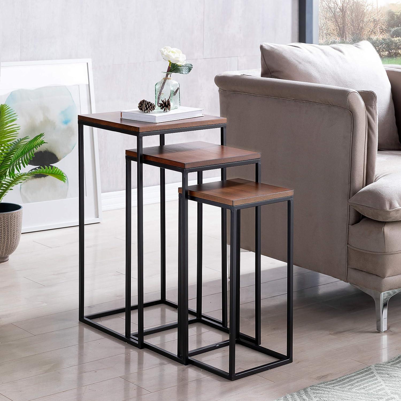 Martlane Square Nesting Table Set