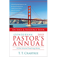 The Zondervan 2019 Pastor's Annual: An Idea and Resource Book book cover
