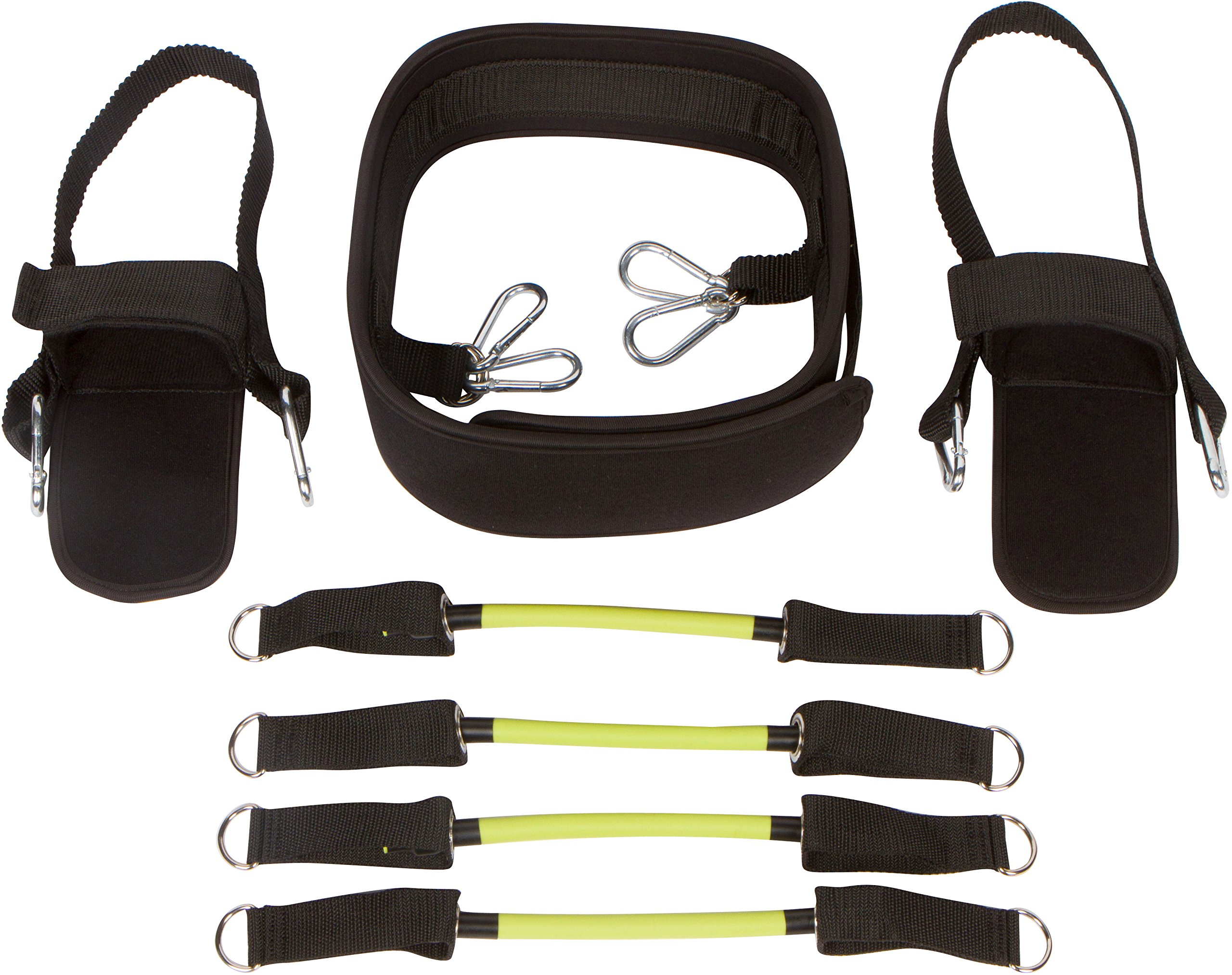 Vertical Jump Trainer System with Carry Bag by Trademark Innovations