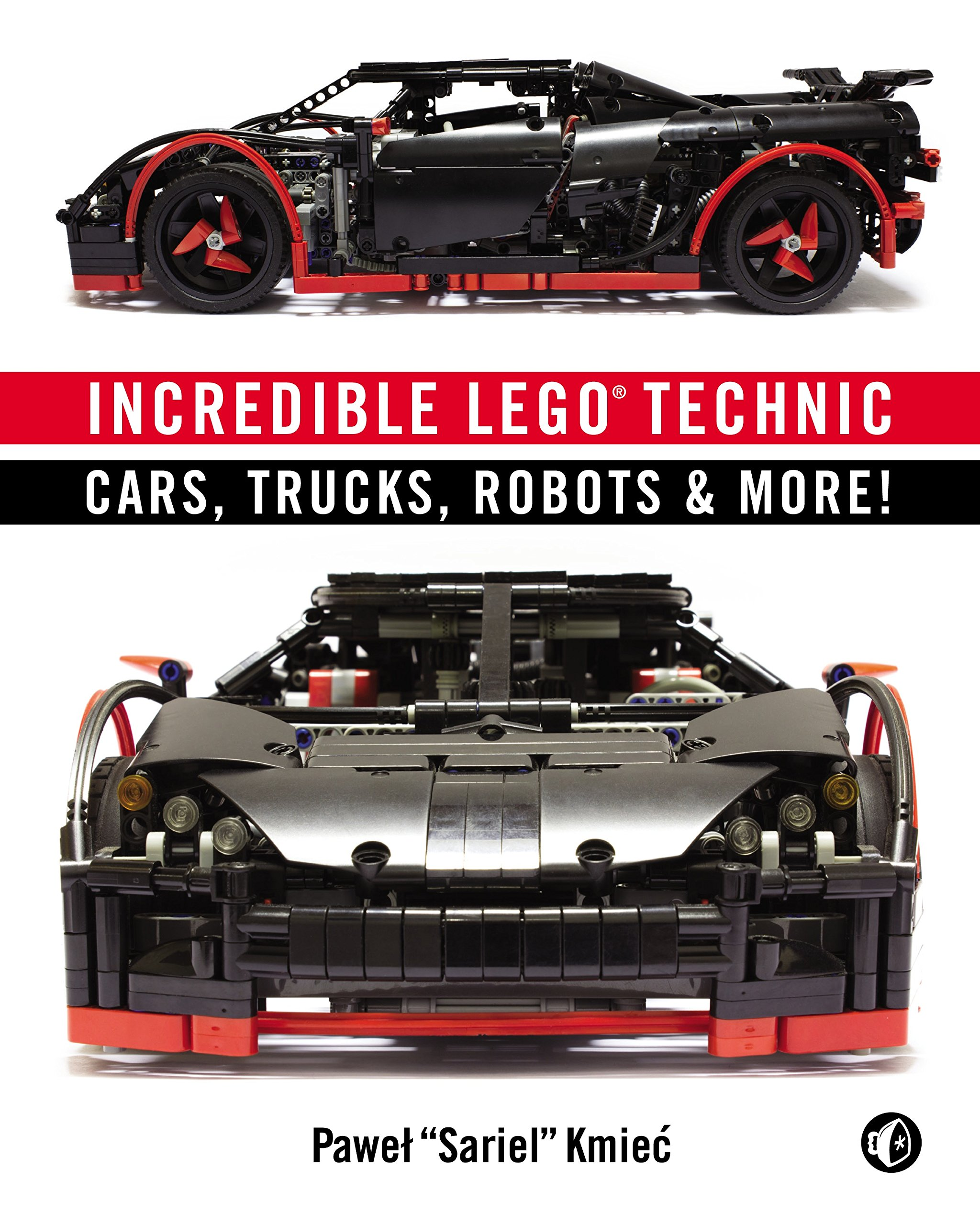 Incredible LEGO Technic: Cars Trucks Robots & More! (English Edition)