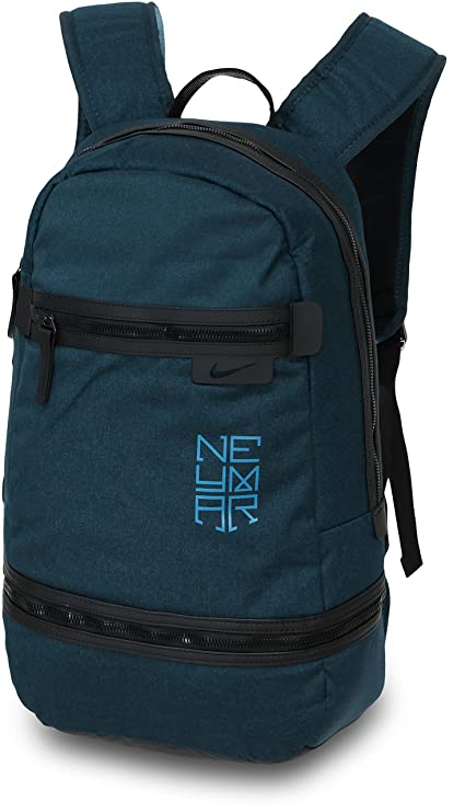 Amazon.com   NIKE 2017-2018 Neymar Official Backpack (Navy)   Sports ... abdda54d23b79