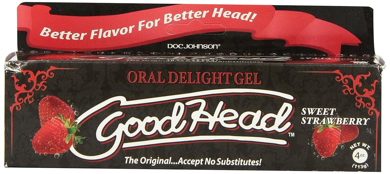 Simply Good head oral delight gel