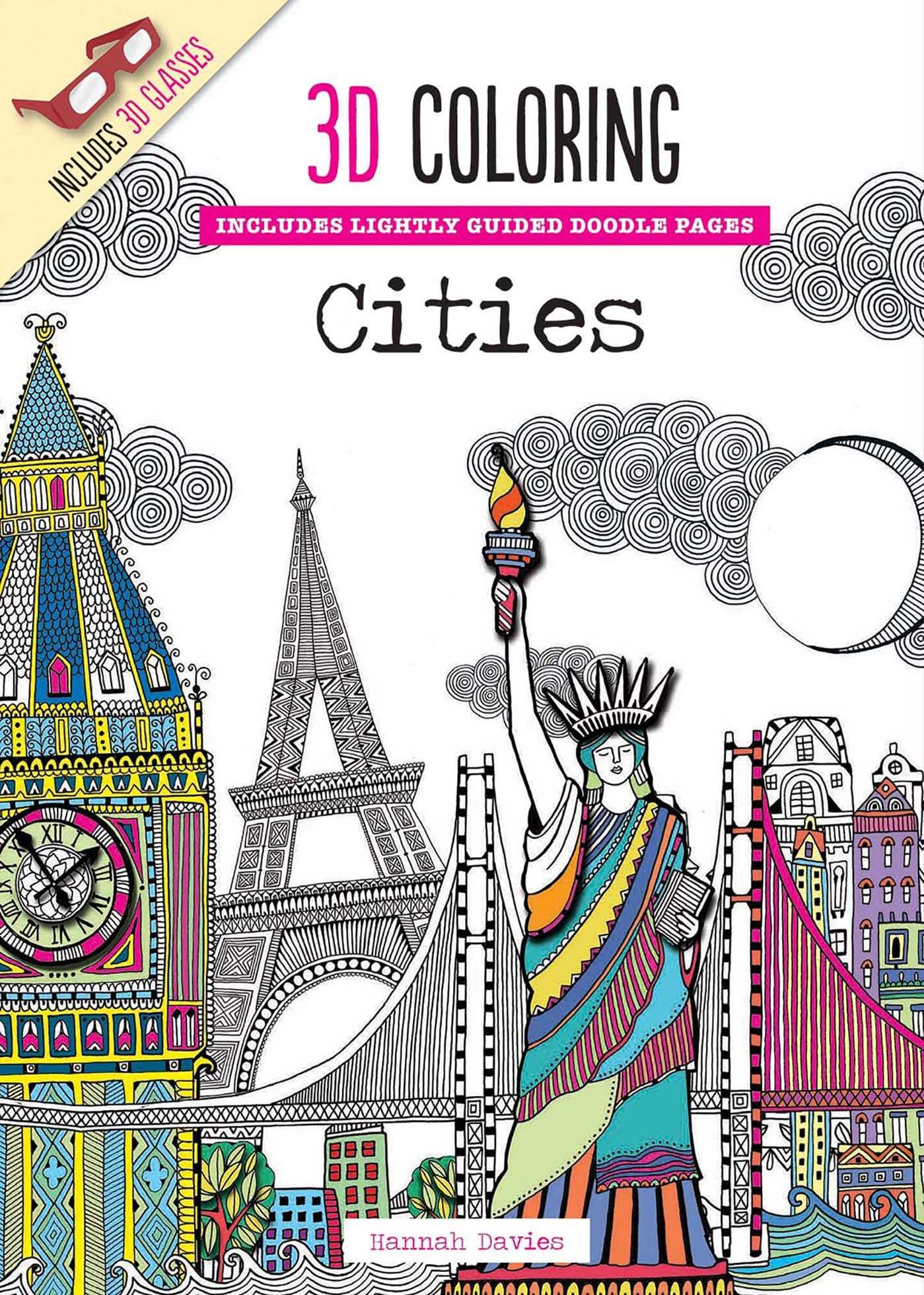Read Online 3D Coloring Cities PDF