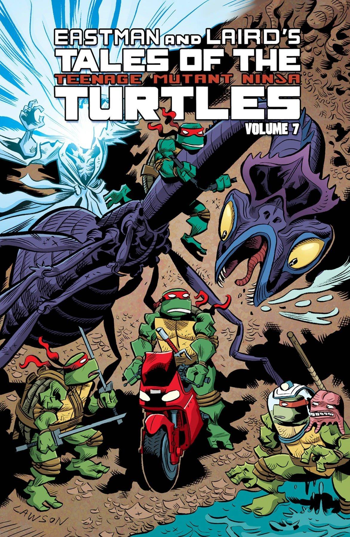 Tales Of The Teenage Mutant Ninja Turtles Volume 7 (Tales of Tmnt Tp) PDF
