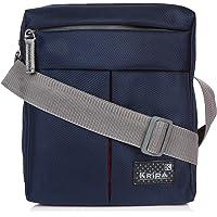 Premium Quality Cross Body Unisex Messenger Sling Bag for Men/Women(Navy)