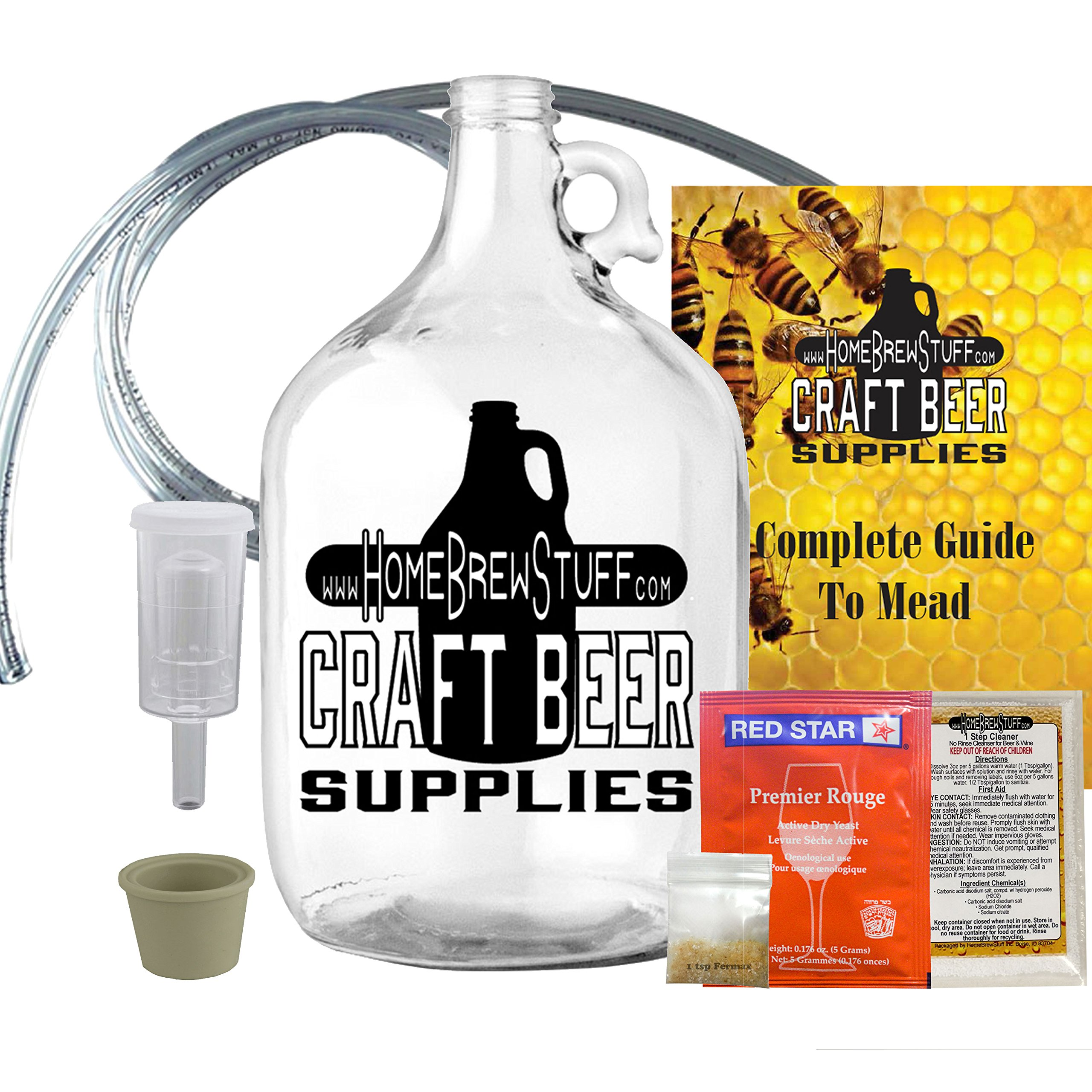 Home Brew Stuff Nano Mead Making Kit