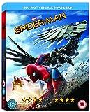 Spider-Man Homecoming [Blu-ray + Comic] [2017]