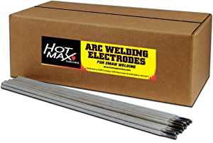Free Shipping Hot Max 22075 1//16-Inch E6013 1# ARC Welding Electrodes New