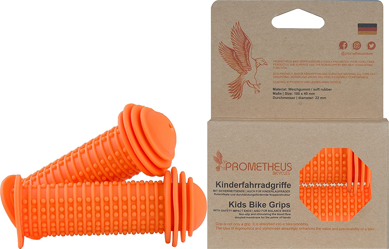 Prometheus Puños - Mangos - apretones para Manillar de Bicicleta ...