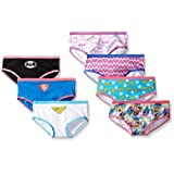 Amazon Price History for:Handcraft Little Girls' Justice League Hipster Underwear (Pack of 7)