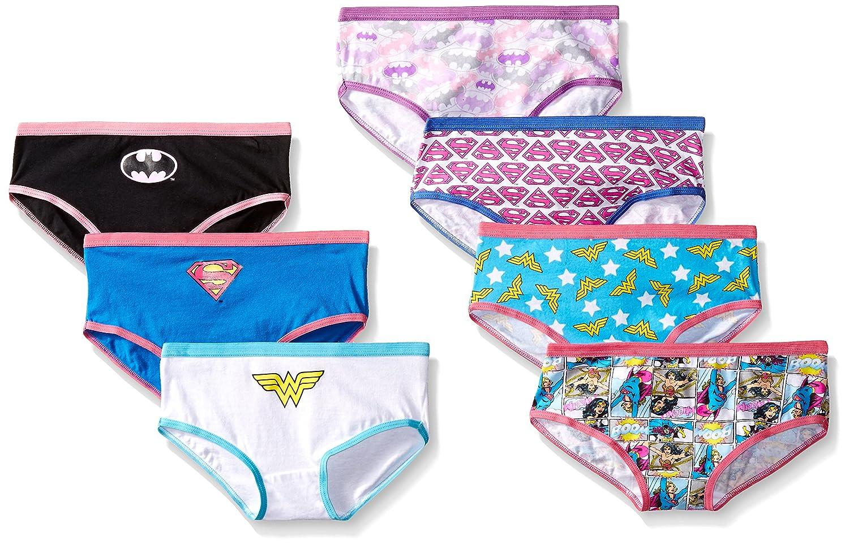 Amazon.com: Handcraft Little Girls' Justice League Hipster ...