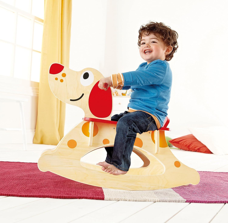 Hape Rocker Puppy Ride Amazon Toys & Games