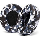 WC Wicked Cushions Replacement Ear Pads for Beats Studio 2 & 3 (B0501, B0500) Wired & Wireless   Softer Leather, Luxurious Me