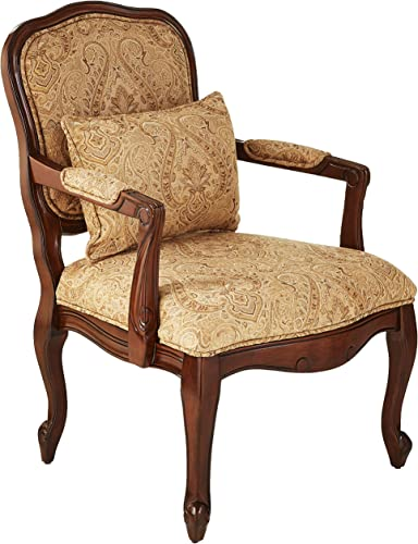 Reviewed: William's Home Furnishing Waterville Arm Chair