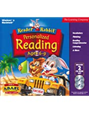 Learning Company Reader Rabbit Personalized Reading Ages 6-9 Deluxe